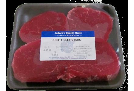 Fillet Steak