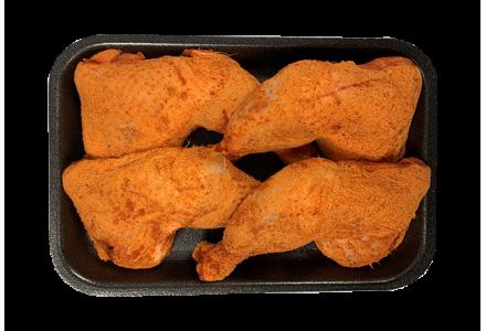 BBQ Chicken Legs